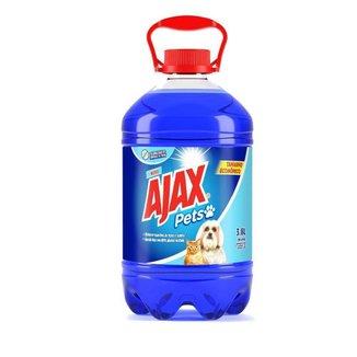 Limpador Concentrado Ajax Limpeza Pesada Pets Original 3,8L