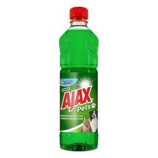 Limpador Concentrado Ajax Perfumado Pets Herbal 1,75L