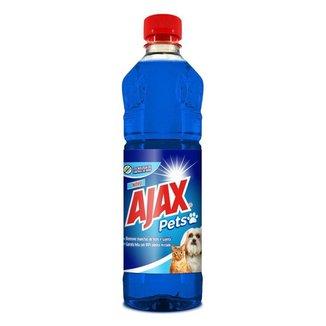 Limpador Concentrado Ajax Perfumado Pets Orignal 1,75L