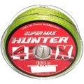 Linha De Pesca Multifilamento 4X Hunter 0,29 Mm 150 Metros 36 Libras  Resistente à Abrasão
