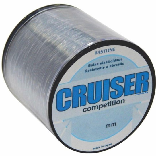 Linha Fastline Cruiser Competition 0,520mm  450m - Fumê