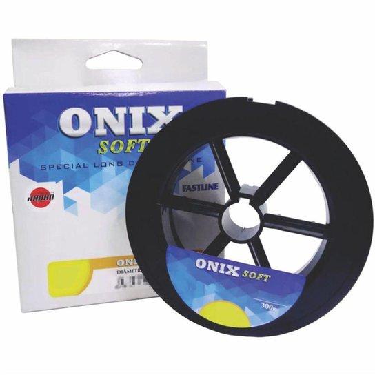 Linha Fastline Onix Soft 0,285mm 25Lb 300m - Azul Claro