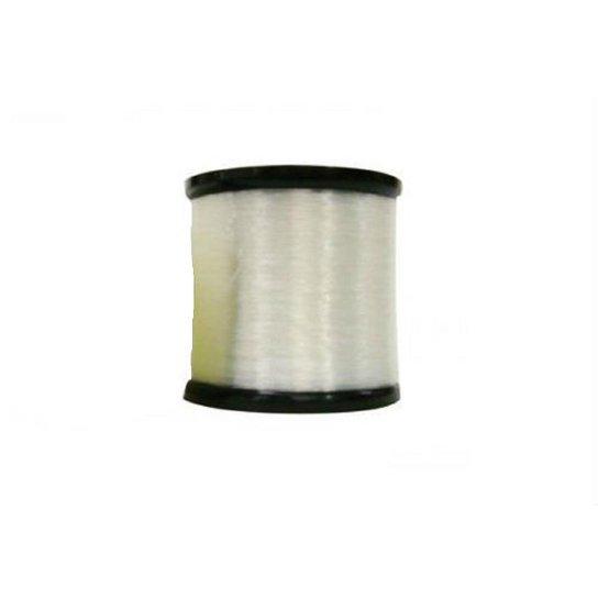 Linha Pesca Nylon 250 Gramas 0,55 mm unitário nylon - Branco