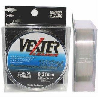 Linha Vexter Leader Fluorocarbon 0,31mm 50m
