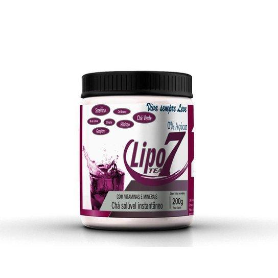 Lipo 7 Tea 200gr - Sports Nutrition - Incolor