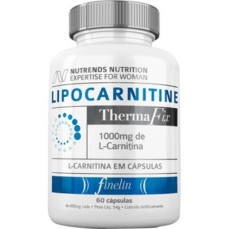 Lipocarnitine 1000mg 60 caps - Nutrends