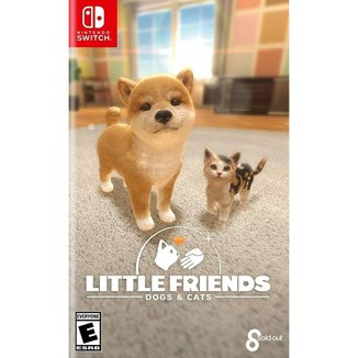Litlle Friends: Dogs & Cats - Switch