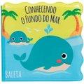 Livrinho de Banho Buba Conhecendo o Fundo do Mar