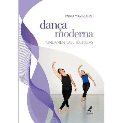 Livro Danca Moderna Fundamentos e Tecnicas