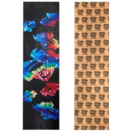 Lixa Para Skate Black Sheep Emborrachada Color Sheeps - Colorido