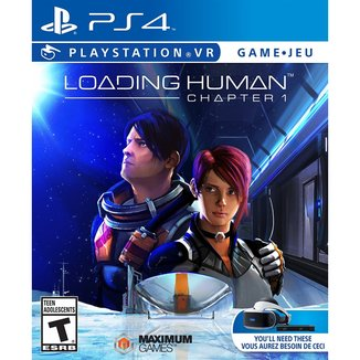 Loading Human Chapter 1 - Ps4 Vr