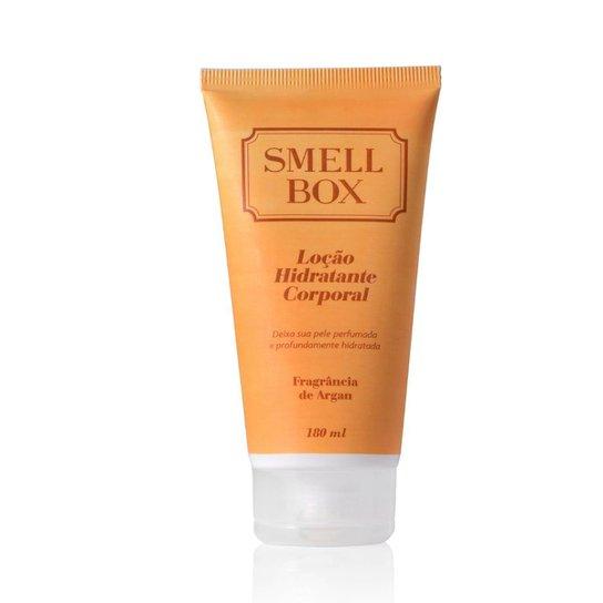 Loção Hidratante Corporal Smell Box 180ml - Incolor