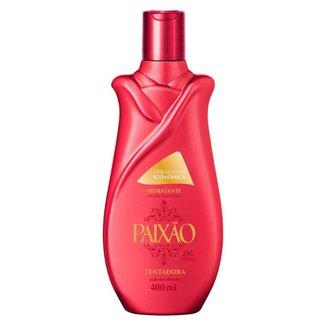 Loção Hidratante Desodorante Corporal Paixão - Tentadora 400ml