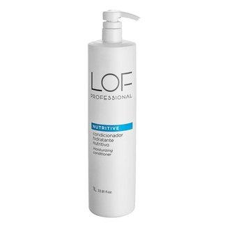 LOF Professional Nutritive Condicionador Hidratante 1L