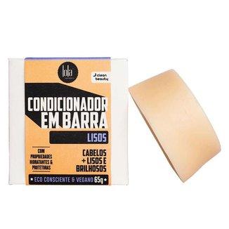 Lola Cosmetics Condicionador em Barra Lisos 90g