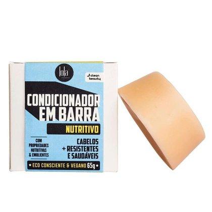 Lola Cosmetics Condicionador em Barra Nutritivo 65g
