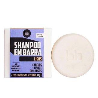 Lola Cosmetics Shampoo em Barra Lisos 90g