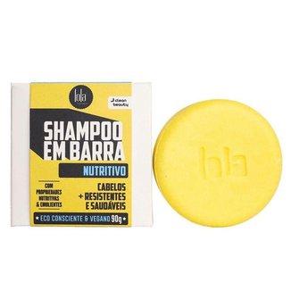Lola Cosmetics Shampoo em Barra Nutritivo 90g