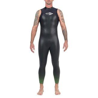 Long john sem manga backzip 5.3 mm masculino triathlon 5a águas abertas Mormaii