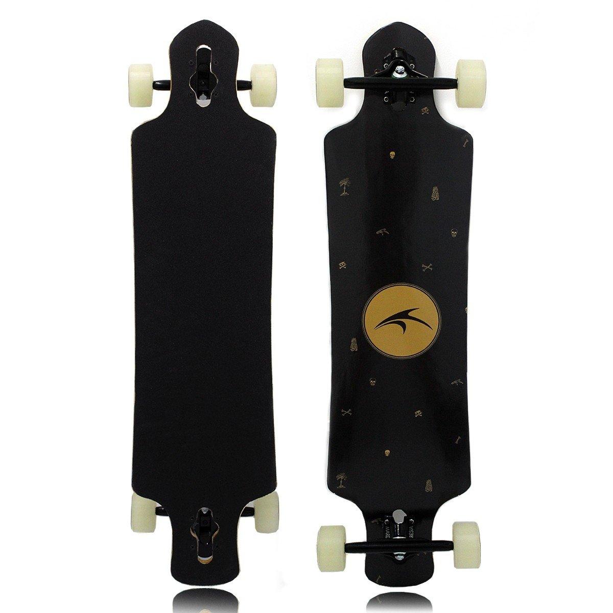 8b9449bea9f5d Longboard Maresia Black - Compre Agora