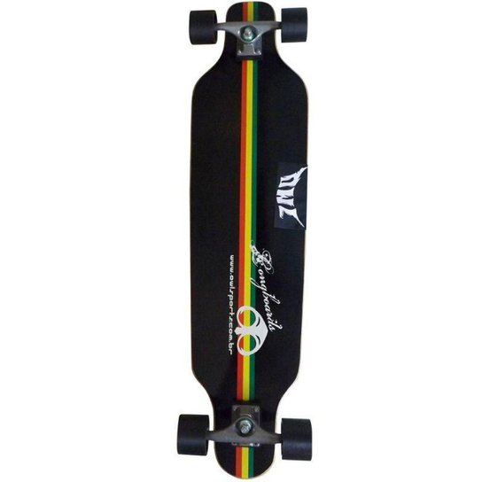 Longboard Owl Sports Reggae Speed - Incolor