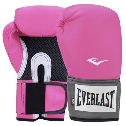 Luva Boxe Everlast Pro Style F
