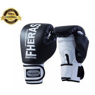 Luva Boxe Muay Thai Fheras New Orion Pró