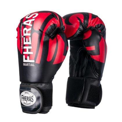 Luva Boxe Muay Thai Fheras Top Elite (070088)