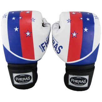 Luva Boxe Muay Thai Top