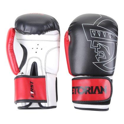 Luva Boxe/Muay Thai First Pretorian 16 Oz
