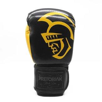 Luva Boxe/Muay Thai Pretorian Black Line 12Oz