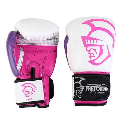 Luva Boxe/Muay Thai Pretorian Elite 12 Oz - Unissex