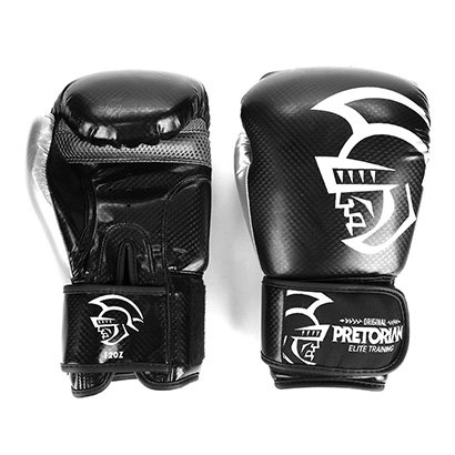 Luva Boxe/Muay Thai Pretorian Elite 12 Oz - Unissex