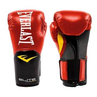 Luva de Boxe Everlast Pro Style Elite V2