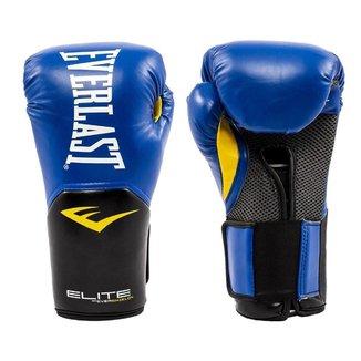 Luva de Boxe Everlast Treino Pro Style Elite V2