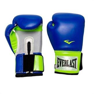 Luva de Boxe Everlast Treino Pro Style