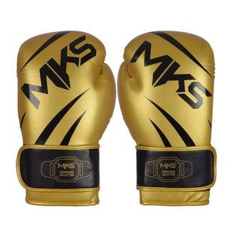 Luva de Boxe Muay Thai New Champion MKS