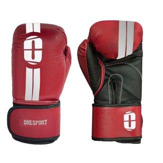 Luva de Boxe Muay Thai Slim One Sport
