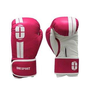 Luva de Boxe Slim Muay Thai One Sport