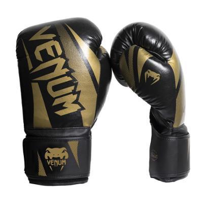 Luva de Boxe Venum New Challenger Brasil