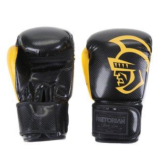 Luva de Boxe/Muay Thai Pretorian Black Line 10 Oz