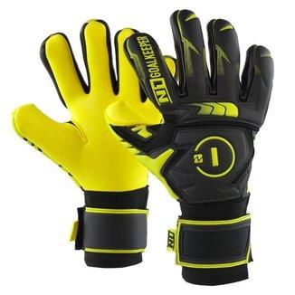 Luva de Goleiro Profissional N1 Beta Elite Yellow