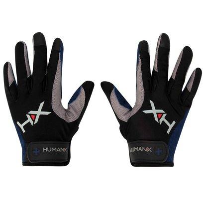 Luva Harbinger X3 - Masculino - Azul+Preto