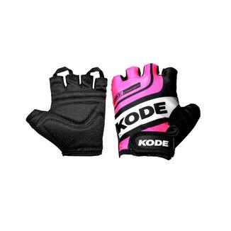 Luva Kode Attractive Preto/Rosa SSX Multicoisas