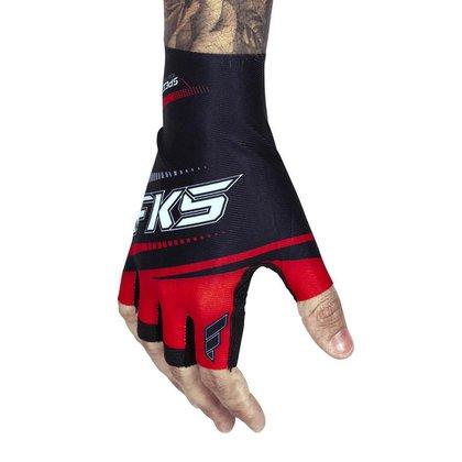 Luva para ciclismo FKS Speed - Vermelha