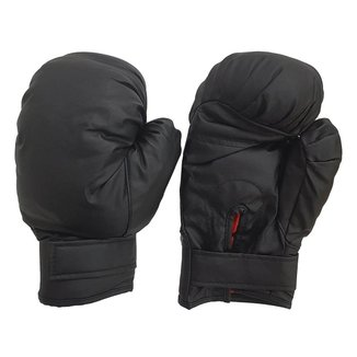 Luva para muay thai feminina e masculina boxe bate saco box par