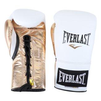 Luvas de Boxe/ Muay Thai Everlast Powerlock Amarração 14 Oz