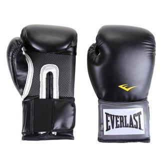 Luvas De Boxe/ Muay Thai Everlast Pro Style 14 Oz