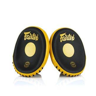 Luvas de Foco Curva Fairtex FMV15 Velocidade e precisão (PAR)