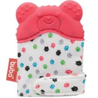 Luvinha Mordedor Urso - Rosa Buba Baby